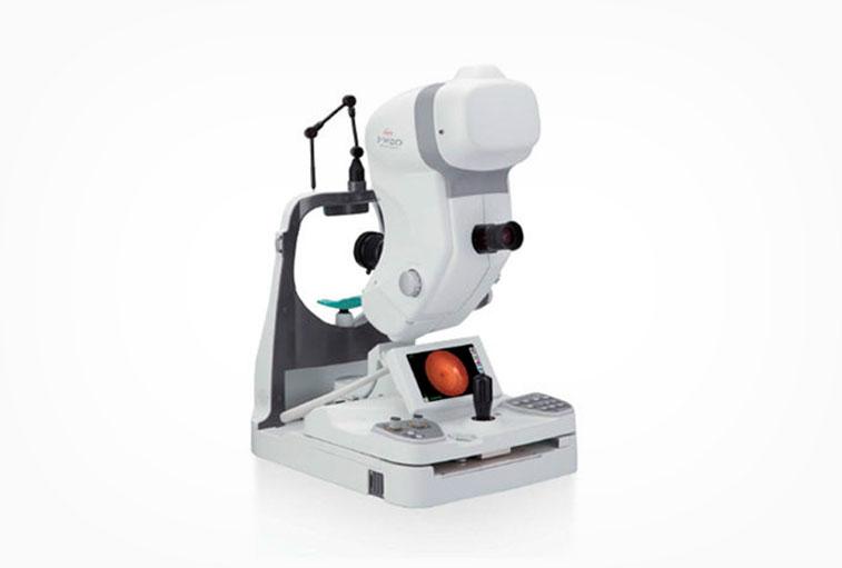 視野検査計